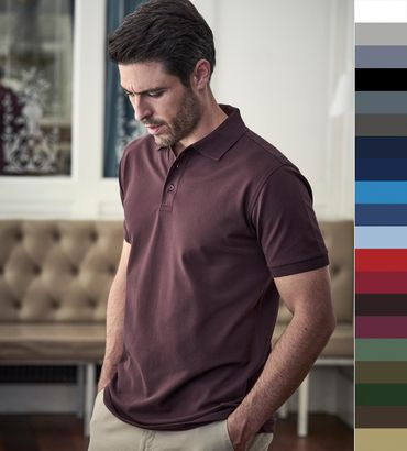 Tee Jays: Luxury Stretch Polo 1405 – Bild 1