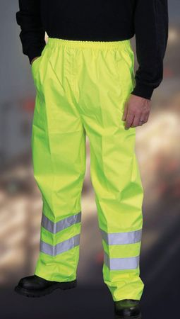 Yoko: Over Trousers Yellow HVS461 – Bild 2