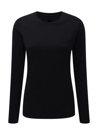 Russell Europe: Ladies Long Sleeve HD Tee R-167F-0 – Bild 3