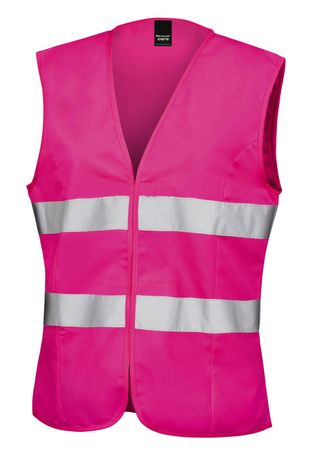 Result: Women`s Hi-Viz Safety Tabard R334F – Bild 2
