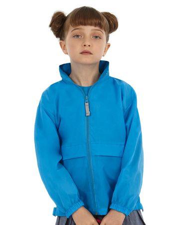 B&C: Kids` Windbreaker - JK950 Sirocco-Kids – Bild 2