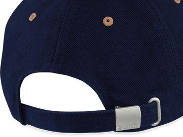 Beechfield: Low Profile Heavy Brushed Cotton Cap B57 – Bild 11