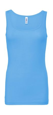 Bella+Canvas: Sheer Mini Rib Tank Top 8780: – Bild 6