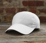 Anvil: Solid Brushed Twill Cap 136 001