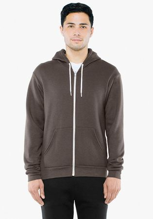 American Apparel: Unisex Flex Zip Hooded Sweat F497WA – Bild 21