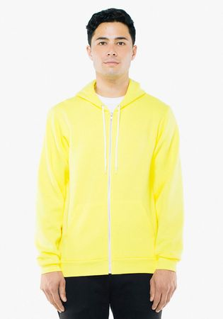 American Apparel: Unisex Flex Zip Hooded Sweat F497WA – Bild 16