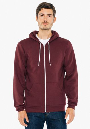 American Apparel: Unisex Flex Zip Hooded Sweat F497WA – Bild 18