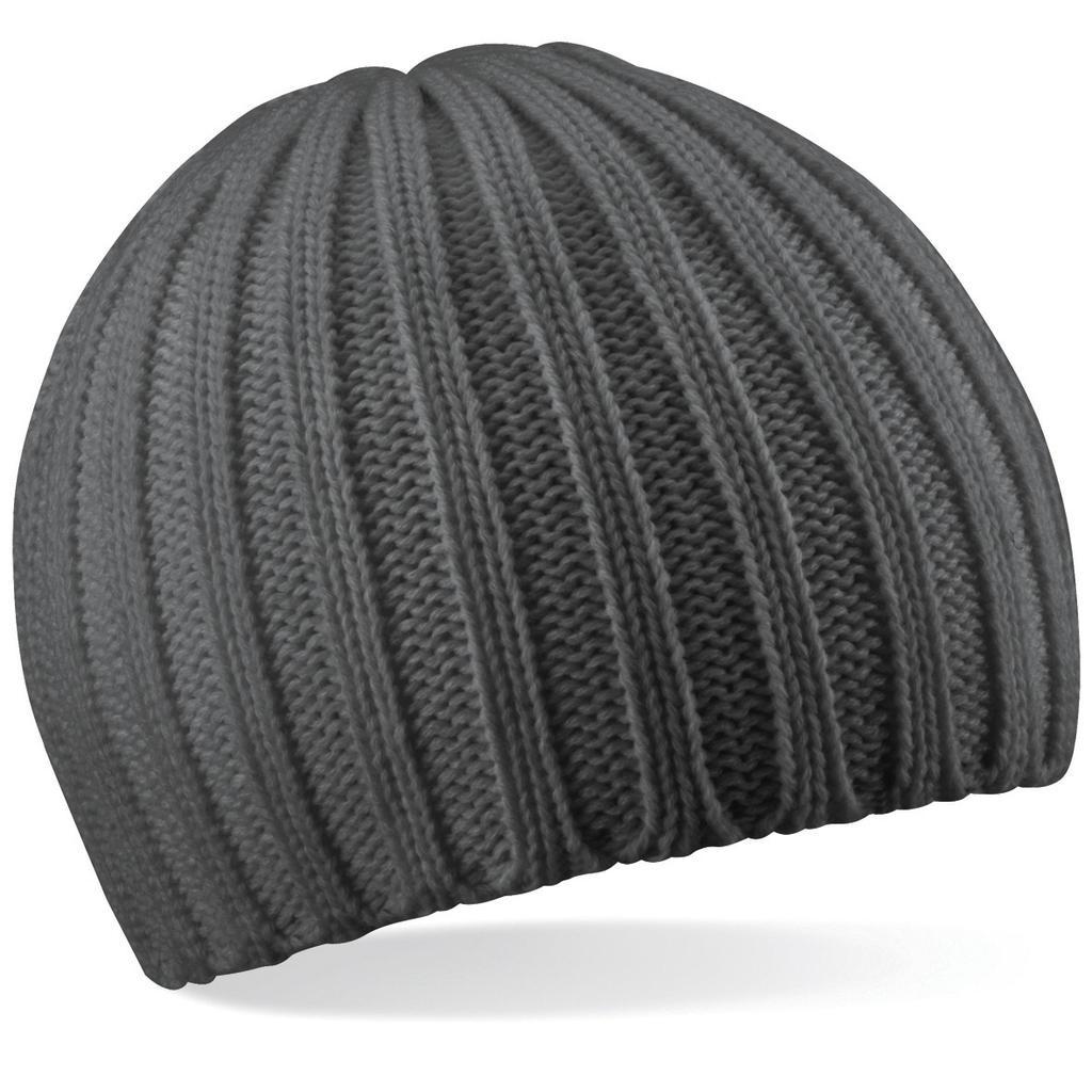 Beechfield: Chunky Knit Beanie B462