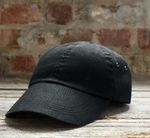 Anvil: Solid Low-Profile Twill Cap 156 001
