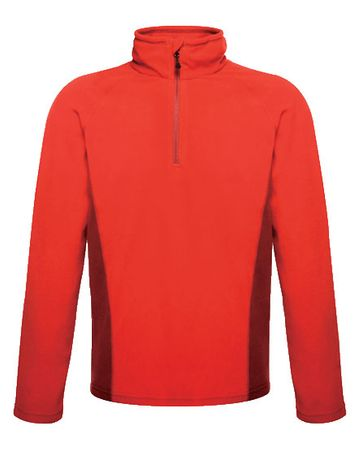 Regatta: Ashmore Half Zip Fleece TRF505  – Bild 5
