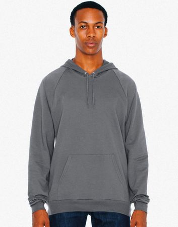 American Apparel: Unisex California Hooded Sweat 5495W – Bild 2