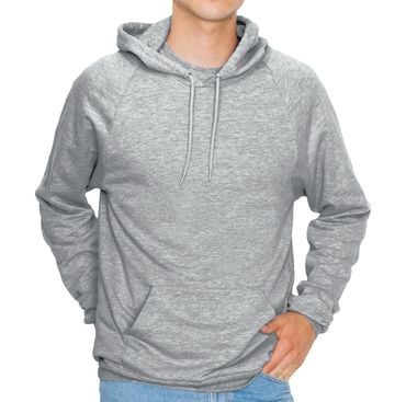 American Apparel: Unisex California Hooded Sweat 5495W – Bild 8