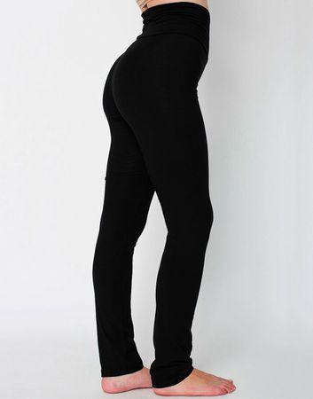 American Apparel: Women`s Straight Leg Yoga Pant 8375W – Bild 1