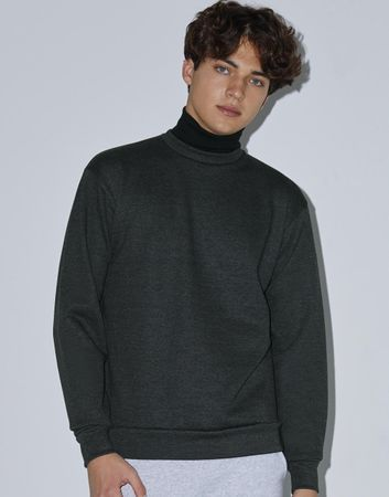 American Apparel: Unisex Flex Fleece Turtleneck F4575W