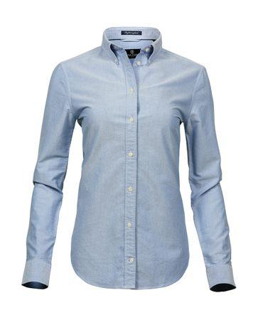 Tee Jays: Ladies Perfect Oxford Shirt 4001 – Bild 5