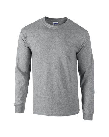 Gildan: Langarm T-Shirt Ultra 2400 – Bild 4