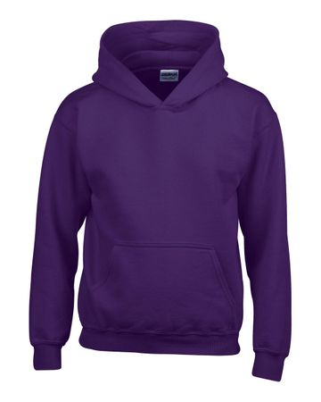 Gildan: Blend Youth Hooded Sweatshirt 18500B – Bild 9