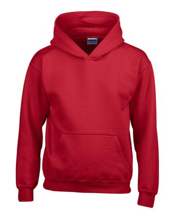 Gildan: Blend Youth Hooded Sweatshirt 18500B – Bild 10
