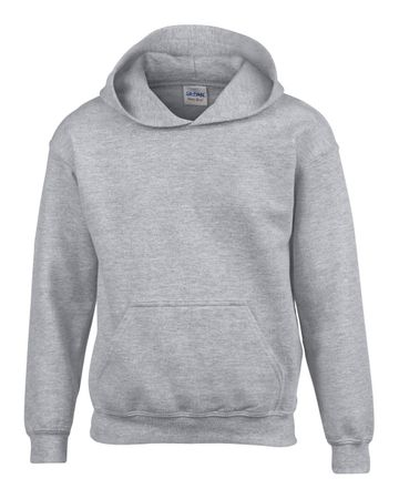 Gildan: Blend Youth Hooded Sweatshirt 18500B – Bild 4