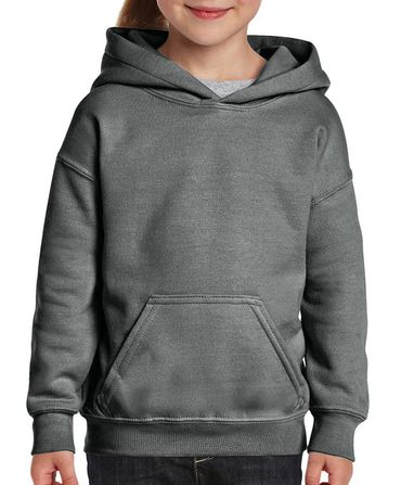 Gildan: Blend Youth Hooded Sweatshirt 18500B – Bild 6