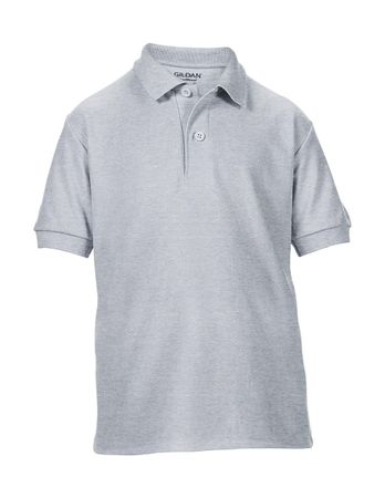 Gildan: DryBlend Youth Double Piqué Polo 72800B – Bild 4