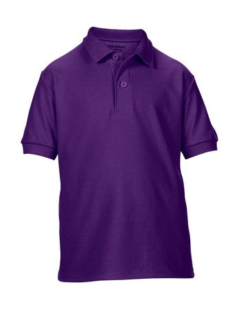 Gildan: DryBlend Youth Double Piqué Polo 72800B – Bild 10