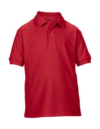 Gildan: DryBlend Youth Double Piqué Polo 72800B – Bild 11