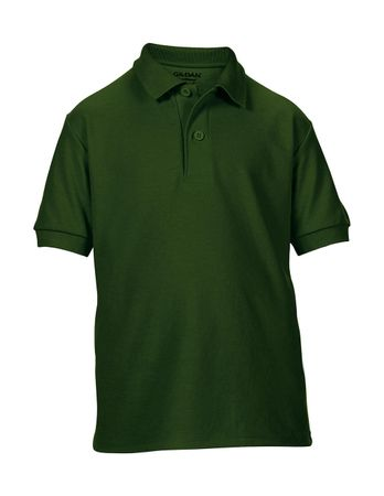 Gildan: DryBlend Youth Double Piqué Polo 72800B – Bild 14
