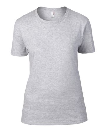 Anvil: Women`s Fashion Basic Tee 880 – Bild 4
