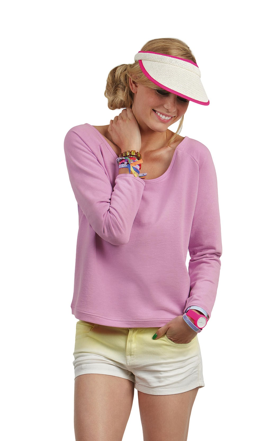 B&C: Ladies` Summer Sweatshirt Eden Women WWS44