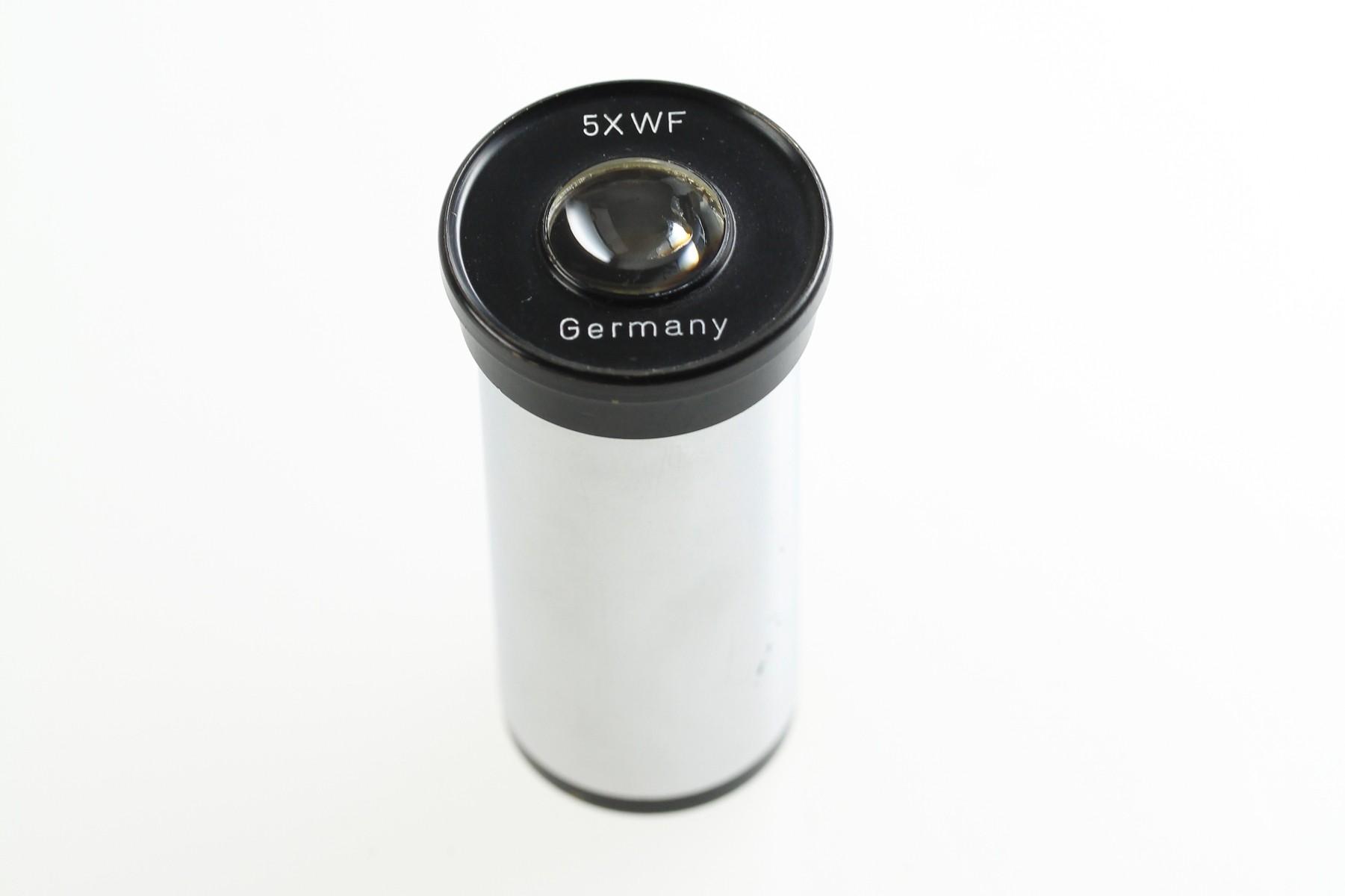 Wf okular mikroskop eyepiece aufsatz f kosmos darwin stereo