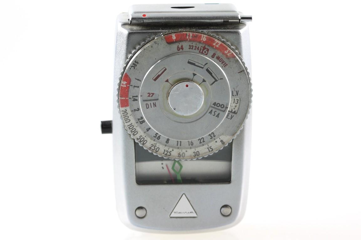 Iris Belichtungsmesser Light Meter Lichtmesser Lightmeter Fotostudio-zubehör