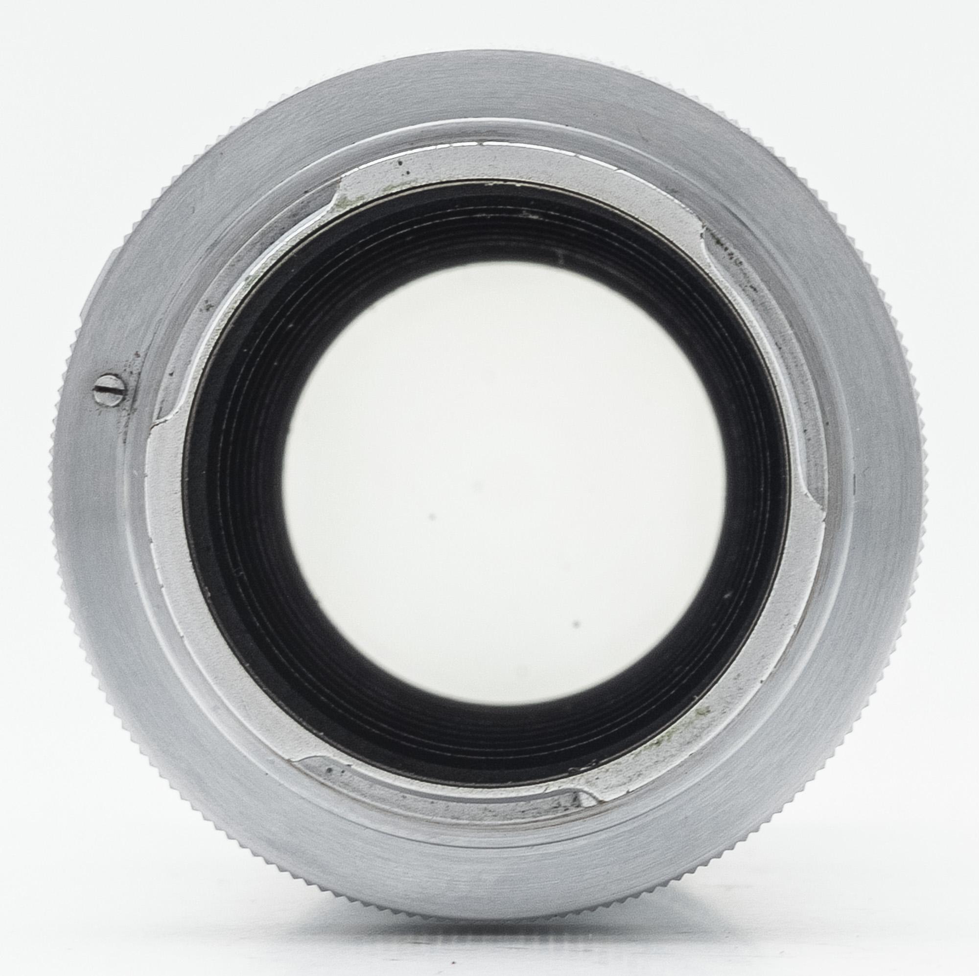 Carl Zeiss Jena Triotar T 13.5cm 13.5 Cm 135mm 135 Mm 1:4