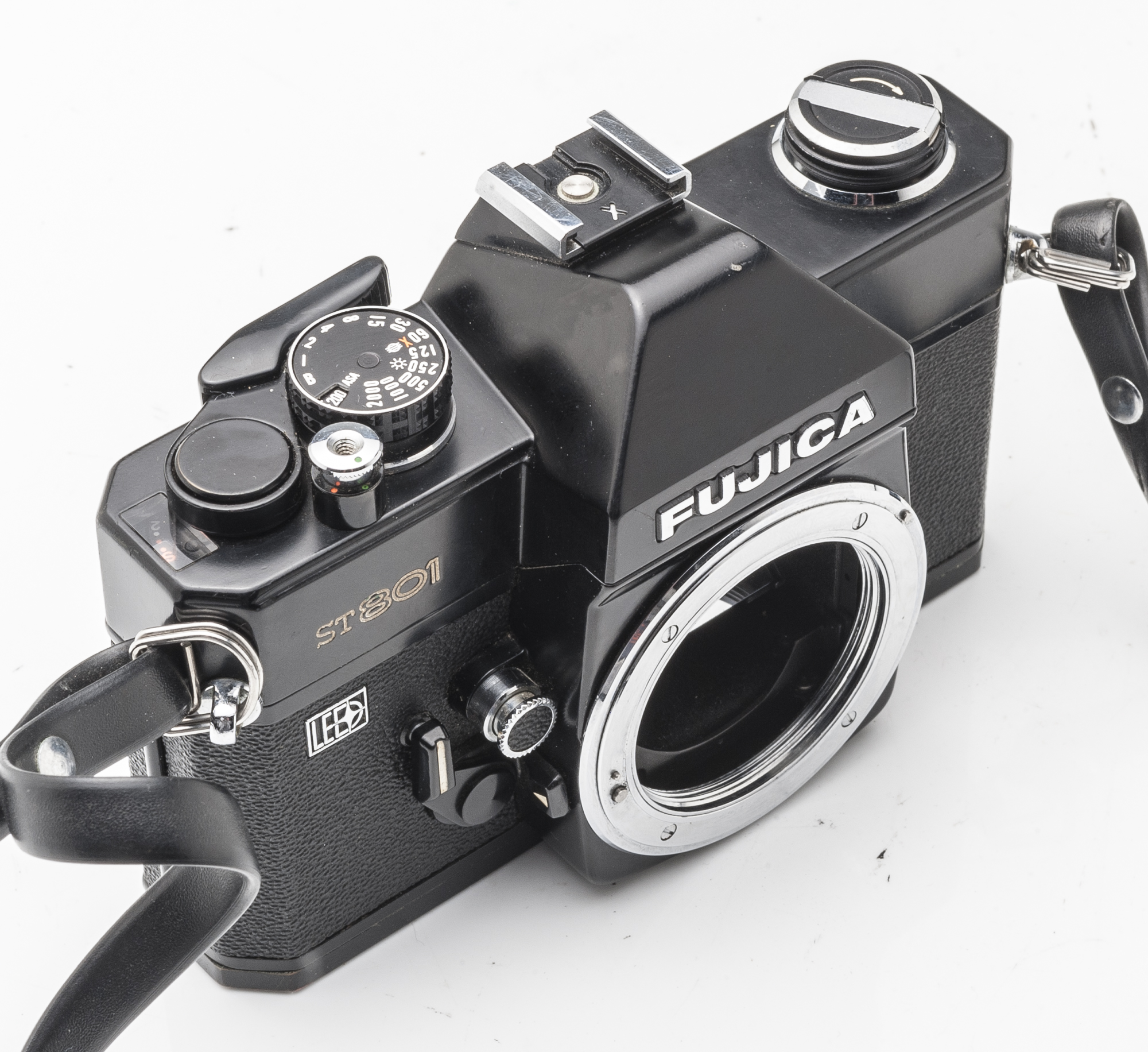 Fujica ST801 ST-801 ST 801 Body Chassis SLR Camera SLR