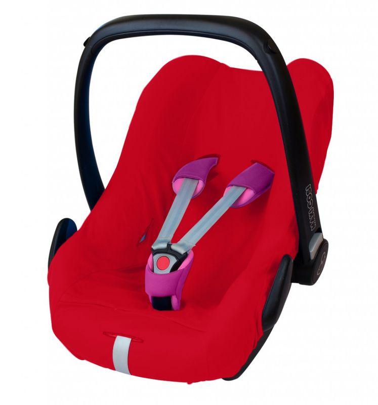 ByBoom - Universal Sommerbezug, Baby Schonbezug aus 100% Baumwolle, für Babyschale, Autositz, z.B. Maxi Cosi CabrioFix, City, Pebble; Designed in Germany, MADE IN EU