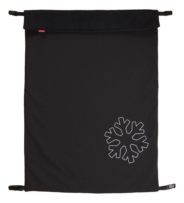 ByBoom - Softshell-Decke 70x100 cm Thermo Aktiv; Funktions-/Universal-/Outdoor-Babydecke für Kinderwagen, Buggy, Jogger