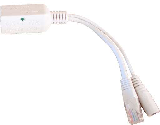 MikroTik Gigabit PoE Adapter