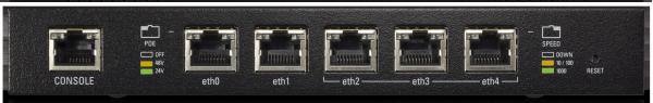 Ubiquiti EdgeMax - EdgeRouter PoE - ERPoe-5