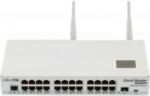 MikroTik Cloud Router Switch - CRS125-24G-1S-2HnD-IN