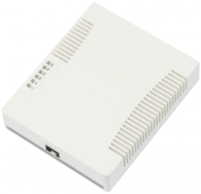 MikroTik RouterBOARD RB260GS Switch