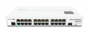 MikroTik Cloud Router Switch - CRS125-24G-1S-IN