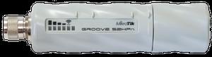 MikroTik GrooveA 52HPn, 2,4/5 Ghz