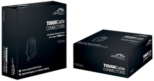 Ubiquiti ToughCable - Special Shielded Connectors mit Erdungskabel - 1 Stück