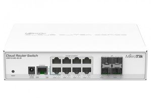 MikroTik Cloud Router Switch - CRS112-8G-4S-IN