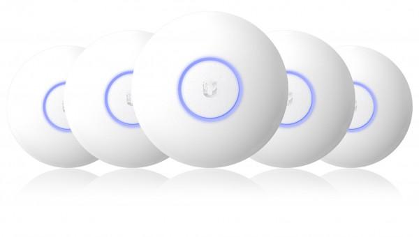 Ubiquiti UniFi UAP AC PRO - 5er Pack