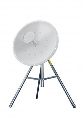 Ubiquiti 30dBi Rocket Dish 2x2 MiMo Airmax Antenne, RD-5G30-LW