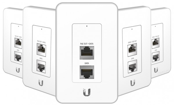 Ubiquiti UniFi In-Wall AP - UAP-IW-5