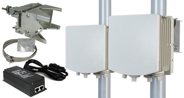Siklu EtherHaul-600T - Link Set - EH-600T-ODU-POE