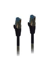 Outdoor Patchkabel S-STP(S/FTP), CAT6A 500Mhz, schwarz - in verschiedenen Längen