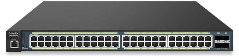 EnGenius 48-Port Switch - EWS7952FP